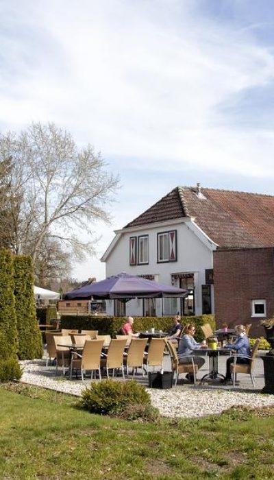 Eeserhof Aangepaste accommodatie Twente