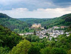 1.. Eifel, aangepaste vakantie
