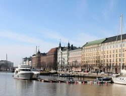 Helsinki Haven, cruise met verpleging