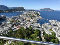 Bergen, cruise Noorse fjorden met begeleiding