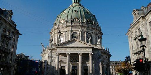 Marmeren Kerk, Kopenhagen cruise met rolstoel