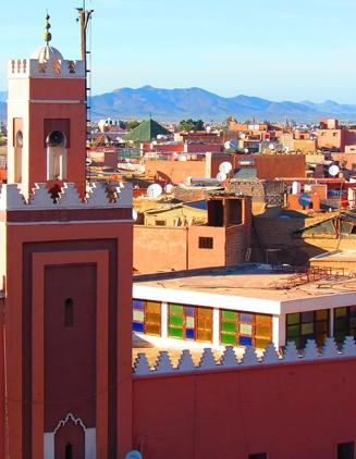 Marokko, aangepaste vakantie met rolstoel