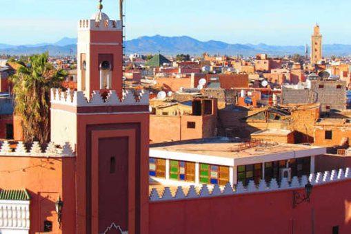Marrakech met begeleide reizen