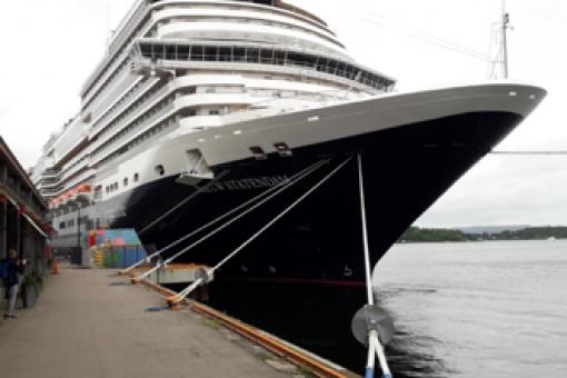 Nieuw Statendam, cruise met rolstoel