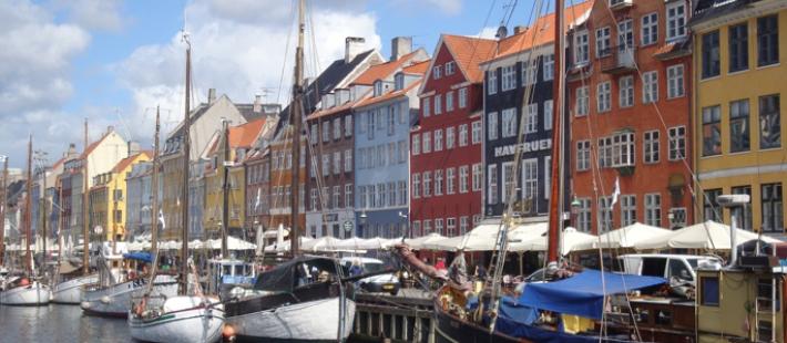 Oslo tijdens een cruise met rolstoel