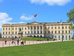 Oslo tijdens de vikingsaga cruise met zorg en begeleiding