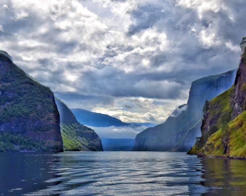 Het mooiste van Noorwegen, cruise met rolstoel