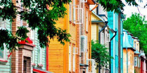 Tallinn, cruise met rolstoel