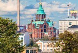 Uspenski, Helsinki cruise met nederlands sprekende begeleiding