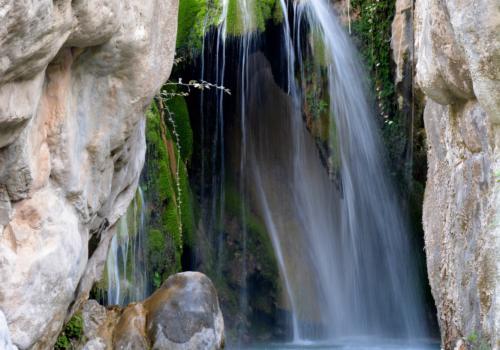 algar, waterval Benidorm