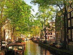 Amsterdam-gracht, zorgreizen