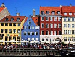 Kopenhaag tijdens de cruise naar de Oostzee met zorg