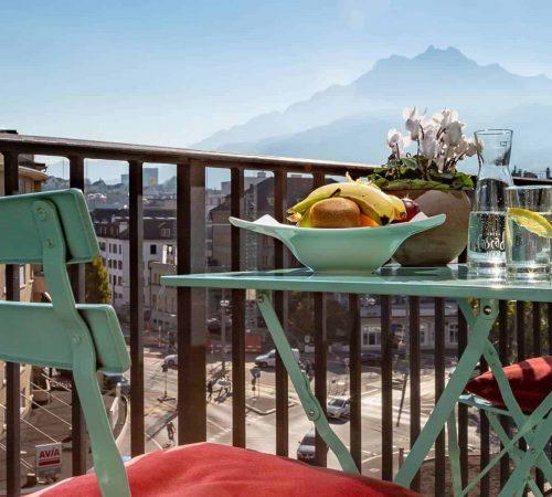 hotel-cascada-balkon, rolstoelvakantie