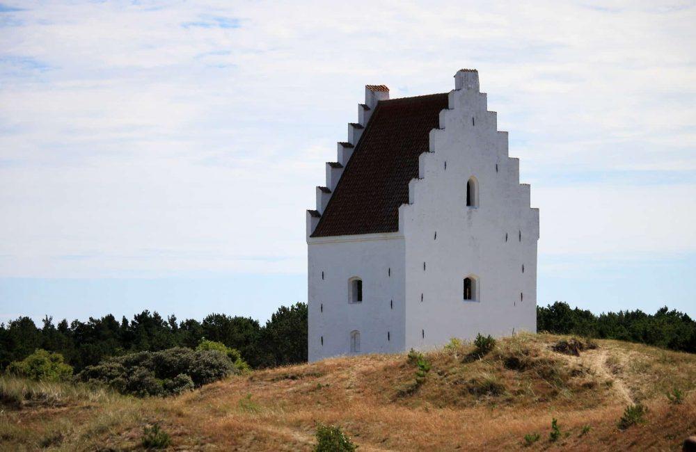 kerktop, Jutland Rolstoelvakantie