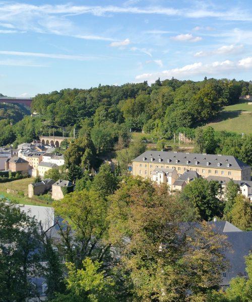 luxembourg-stad, begeleide reizen