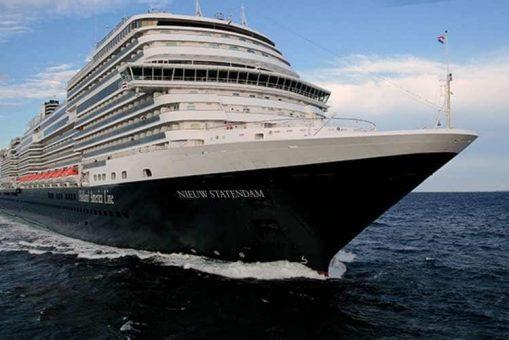 Nieuw Statendam, Cruise met zorg, A tot Z reizen