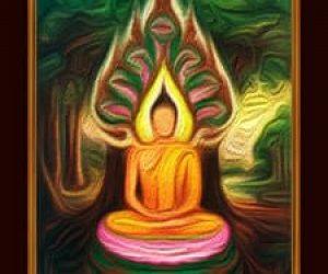 Thailand, Boeddha van de zaterdag